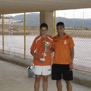 VILLAPALACIOS FS Campeón Trofeo Stmo. Cristo