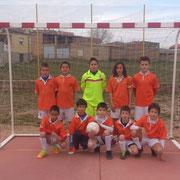 VFS Alevín gana 9-2 al FS Liétor