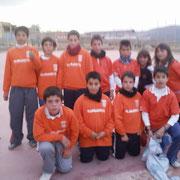 Equipo Sudaderas 2009/2010