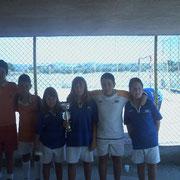 Campeones Alevín
