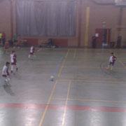 Segundo entrenamiento CLM Benjamín en Toledo: IVÁN