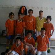 Campeones COPA PRIMAVERA 2010