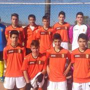 1ª Equipación Villapalacios FS 2013-2014