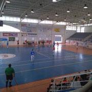 Final de la Quijote Futsal Cracks: derrota 2-6 ante el Yodeyma CLM compuesto por jugadores de la Selección de Madrid y Castilla la Mancha