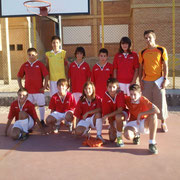 FS rojo Trofeo Stmo Cristo
