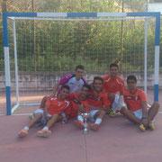 Campeones del Copa Provincial Primavera-Verano 2014