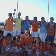 Campeones Torneo Verano
