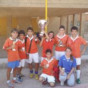 Villapalacios FS CAMPEÓN Torneo Verano