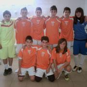 Villapalacios FS DEBUT LIGA 2011/2012