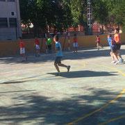 Final Copa Comarcal Partido 1, victoria 3-14 en Alcaraz