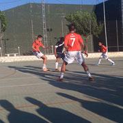 Campeones goleando 10-2 a El Ballesteroy 0-7 a Viveros
