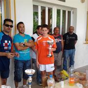 Campeones Copa Primavera Infantil VFS-Alcaraz 4-1