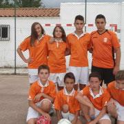 2º Clasificado Torneo Infantil Puente de Génave VFS INFANTIL 99