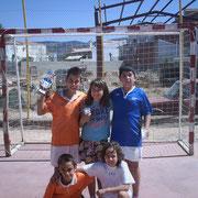 Atlético en Trofeo Stmo. Cristo