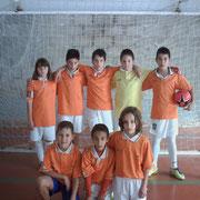 Atlético Villapalacios FS DEBUT LIGA 2011/2012