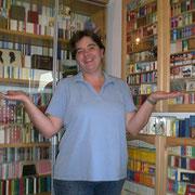 Christiane Sprenger, Buchfaltkunst