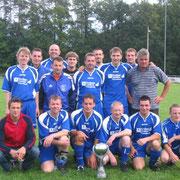 Dorfpokalsieger 2005 Blaufelder-Schmalfelderstraße