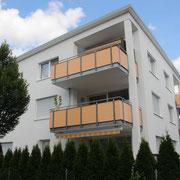 2011 8-Familienhaus Sofie-Scholl-Straße in Rennungen, Architekt Dipl.Ing. U. Gehrer