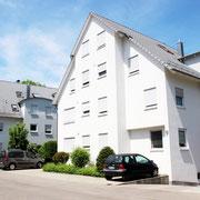 2007 2. Bauabschnitt 9-Familienhaus Pfadstraße in Sindelfingen-Maichingen, Architekt Dipl. Ing. U. Gehrer