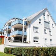 2010 9-Familienhaus Neue Stuttgarter Straße in Magstadt, Architekt Dipl.Ing. U. Gehrer
