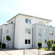 2009 9-Familienhaus Tannenweg in Sindelfingen-Maichingen, Architekt Dipl. Ing. U. Gehrer