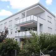 2011 9-Familienhaus Sofie-Scholl-Straße in Rennungen, Architekt Dipl.Ing. U. Gehrer
