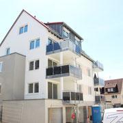 2017 5-Familienhaus Neue Stuttgarter Straße in Magstadt, Architekt Dipl. Ing. Sandra Rapino