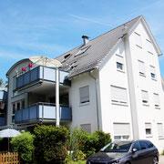 2006 1. Bauabschnitt 9-Familienhaus Pfadstraße in Sindelfingen-Maichingen, Architekt Dipl. Ing. U. Gehrer