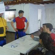 Los profesores del staff tuvieron gran participación.