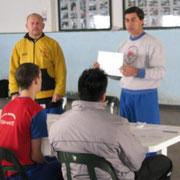 El metodo de planillas fue el punto clave del seminario.