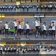 Einrad -groß- 2012