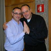 Johnny De' Carli y Jesús
