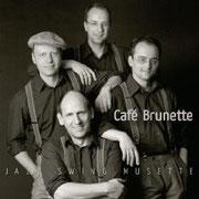 Cafe Brunette, 2008