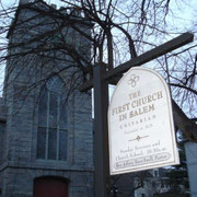 First Church Salem