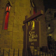 Witch Museum Salem