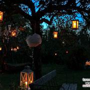 Romantik pur für die Nacht der Nächte