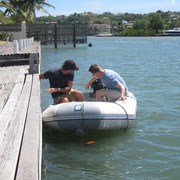 Dinghy training