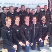 EM Mannschaft 2012 Debrecen (HUN)