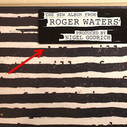 Sticker für Jugendschutz: Roger Waters - Is This The Life We Really Want? (EU 2017, DoLP, GAT, Columbia – 88985 43649 1)