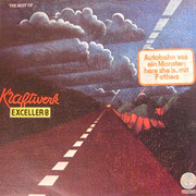 Reklame-Sticker - UK 1975