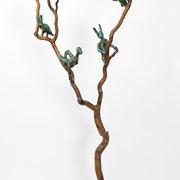 Stammbaum (H 170 cm, Keramiplast)