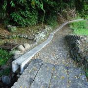 【】下高向 排水路の改修 】 高向967付近