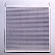 Single offset print, lines