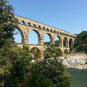 Pont du Gard, Südfrankreich