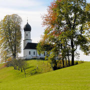 Kirche Oberbuchen / Bad Heilbrunn