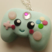 Kawaii Game Controller Necklace