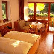 Doppelzimmer,  Hotel- Pension Enzian Todtnauberg
