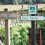 Vallée de la Vire - écluse de Bouttemont