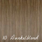 10 Dunkelblond