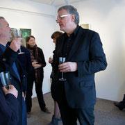 ... diskutiert werden wollen. tOG Düsseldorf, die Kommunikationsplattform zwischen Künstlern und Interessierten